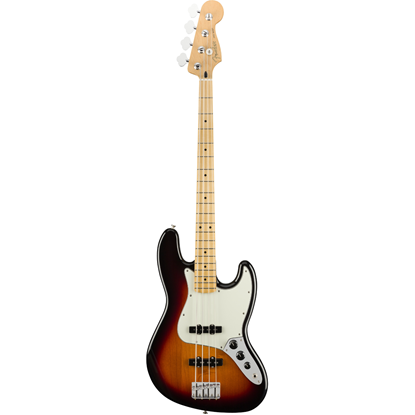 Fender Player Jazz Bass® Maple Fingerboard 3-Color Sunburst