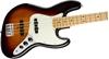 Fender Player Jazz Bass® Maple Fingerboard 3-Color Sunburst