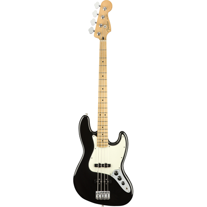 Fender Player Jazz Bass® Maple Fingerboard Black