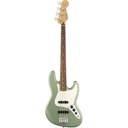 Fender Player Jazz Bass® Pau Ferro Fingerboard Sage Green Metallic