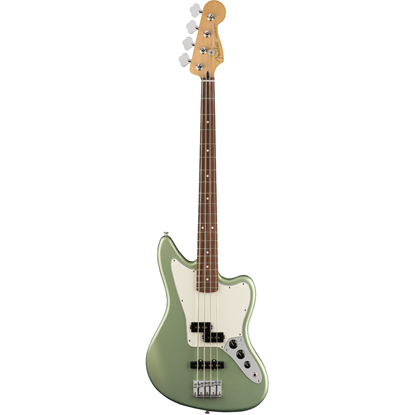 Fender Player Jaguar® Bass Pau Ferro Fingerboard Sage Green Metallic