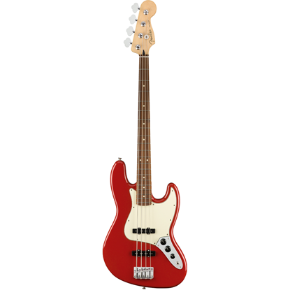 Fender Player Jazz Bass® Pau Ferro Fingerboard Sonic Red