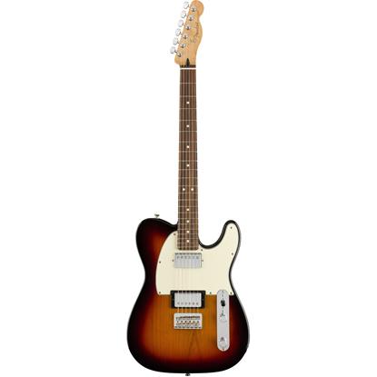 Fender Player Telecaster® HH Pau Ferro Fingerboard 3-Color Sunburst