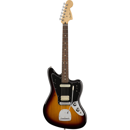 Fender Player Jaguar® Pau Ferro Fingerboard 3-Color Sunburst