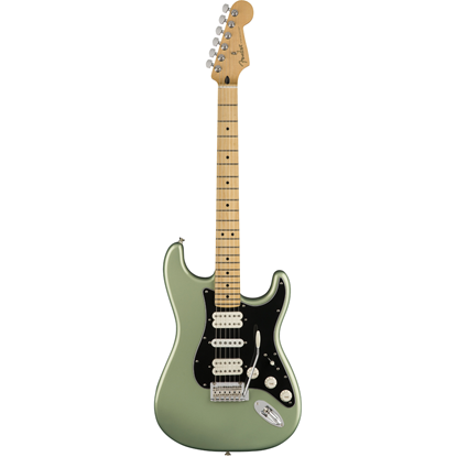 Fender Player Stratocaster® HSH Maple Fingerboard Sage Green Metallic