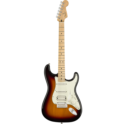 Fender Player Stratocaster® HSS Maple Fingerboard 3-Color Sunburst