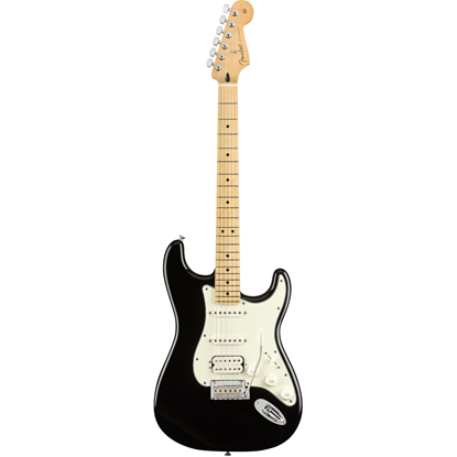 Fender Player Stratocaster® HSS Maple Fingerboard Black