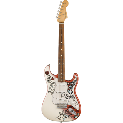 Fender Jimi Hendrix Monterey Stratocaster®