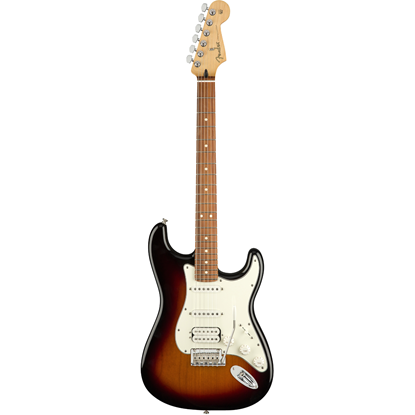 Fender Player Stratocaster® HSS Pau Ferro Fingerboard 3-Color Sunburst
