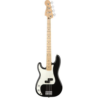 Fender Player Precision Bass® Left-Hand Maple Fingerboard Black