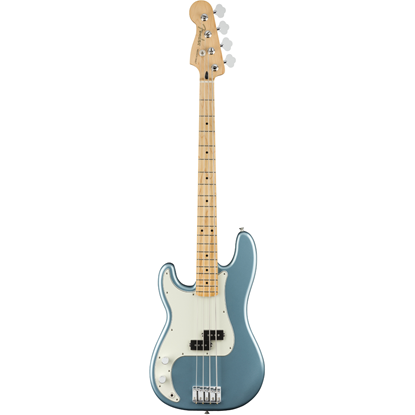 Fender Player Precision Bass® Left-Hand Maple Fingerboard Tidepool