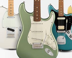 Bild för kategori Fender Player Series