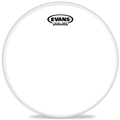"Evans 14"" Power Center Reverse Dot Snare Batter"
