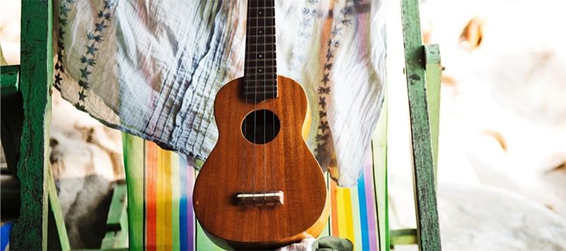 Lättspelade instrument för lediga dagar