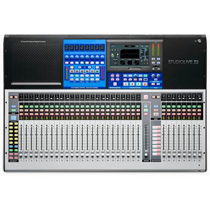 Presonus StudioLive 32 Series