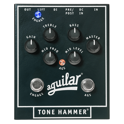 Bild på Aguilar Tone Hammer® Preamp Direct Box
