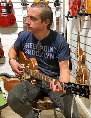 Gibson – ikoniska och innovativa elgitarrer