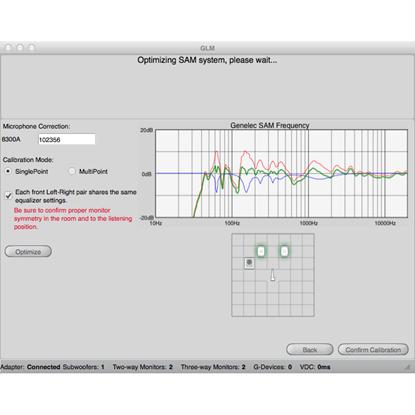 Genelec GLM Calibration Kit