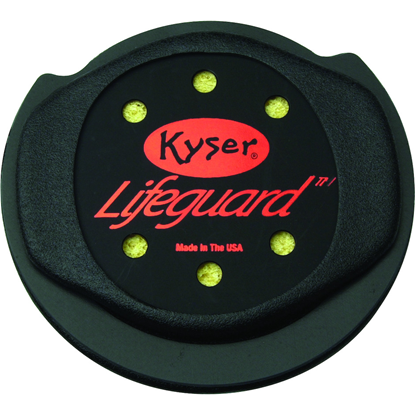 Kyser KLHA Lifeguard Steel