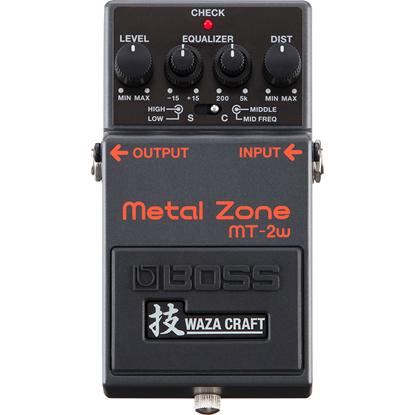 BOSS MT-2W Metal Zone