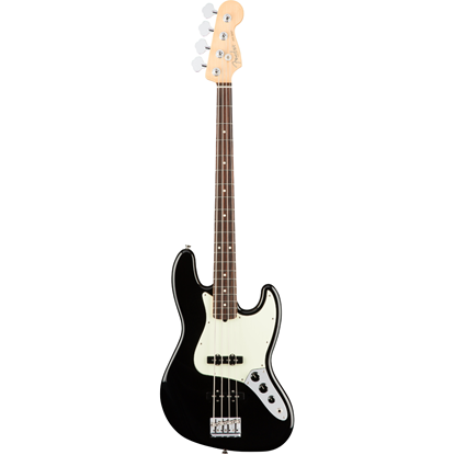 Fender American Professional Jazz Bass® Rosewood Fingerboard Black
