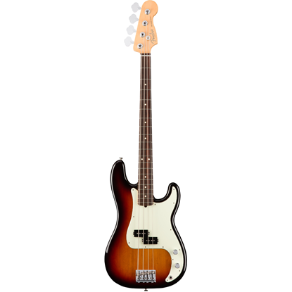 Fender American Professional Precision Bass® Rosewood Fingerboard 3-Color Sunburst