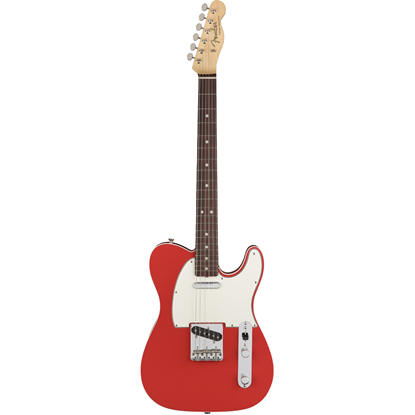 Fender American Original '60s Telecaster® Rosewood Fingerboard Fiesta Red