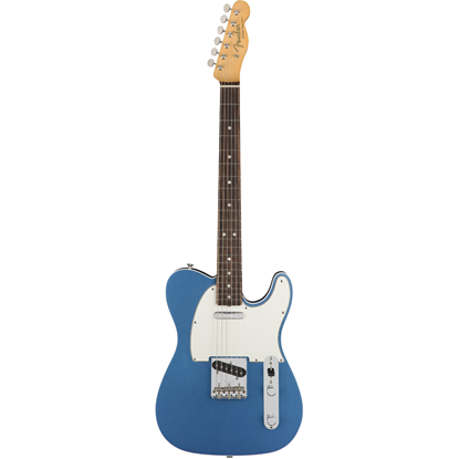 Fender American Original '60s Telecaster® Rosewood Fingerboard Lake Placid Blue