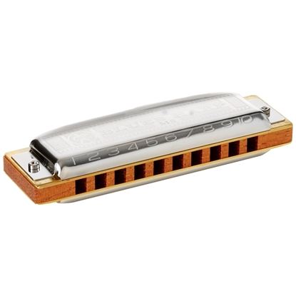 Picture of Hohner Blues Harp F