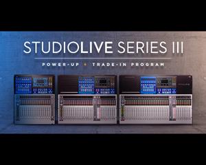 Bild för kategori Presonus StudioLive inbyteskampanj
