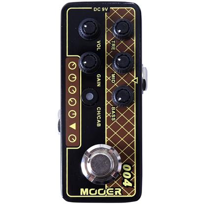 Mooer Micro PreAMP 004 Day Tripper