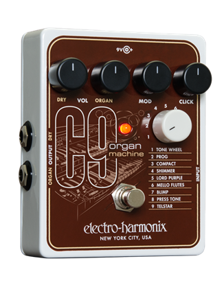 Bild på Electro-Harmonix C9 Organ Machine