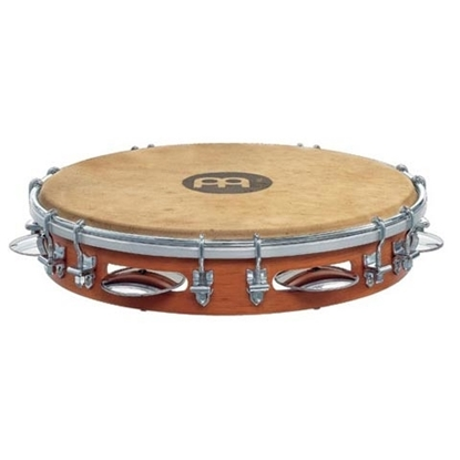 Picture of Meinl Traditional Pandeiro PA10CN