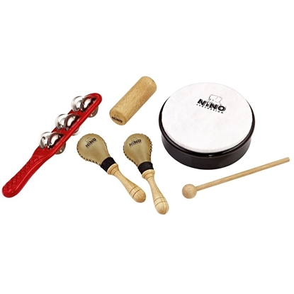 Picture of Meinl Percussion set NinoSET1