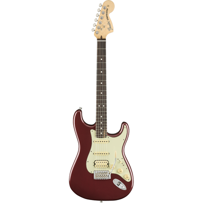 Fender American Performer Stratocaster® HSS Rosewood Fingerboard Aubergine