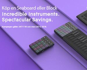Bild för kategori ROLI Seaboard och Block Cashback