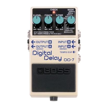Bild på BOSS DD7 Digital Delay