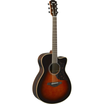 Yamaha AC1R Tobacco Brown Sunburst