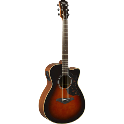 Yamaha AC1M Tobacco Brown Sunburst
