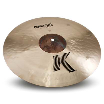 "Zildjian 16"" K Cluster Crash"