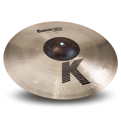 "Zildjian 18"" K Cluster Crash"
