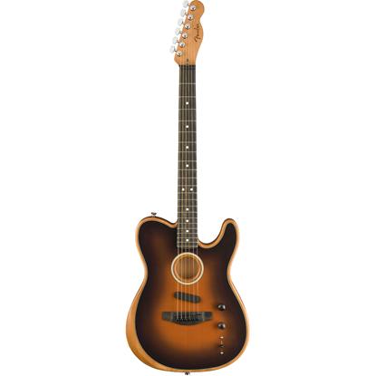 Fender American Acoustasonic™ Telecaster® Sunburst