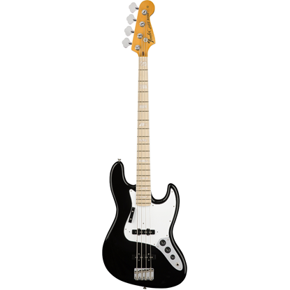 Fender American Original '70s Jazz Bass® Maple Fingerboard Black
