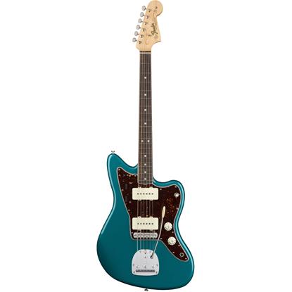 Fender American Original '60s Jazzmaster® Rosewood Fingerboard Ocean Turquoise