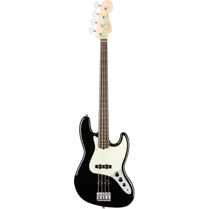 Fender American Professional Jazz Bass® Fretless Rosewood Fingerboard Black