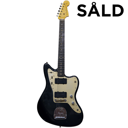 Fender Custom Shop Jazzmaster® 1958 Journeyman Relic Black