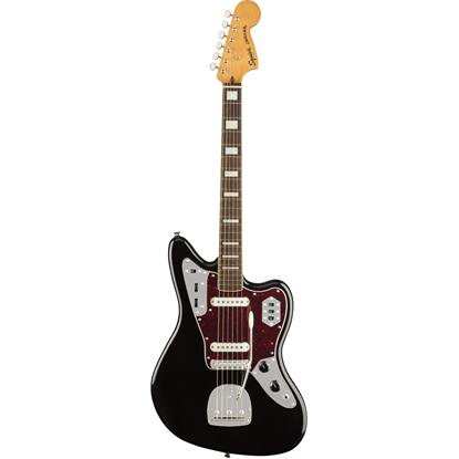 Squier Classic Vibe '70s Jaguar® Laurel Fingerboard Black