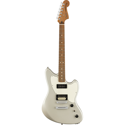 Fender Powercaster™ Pau Ferro Fingerboard White Opal