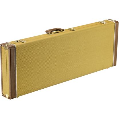 Fender Classic Series Wood Case Strat / Tele Tweed