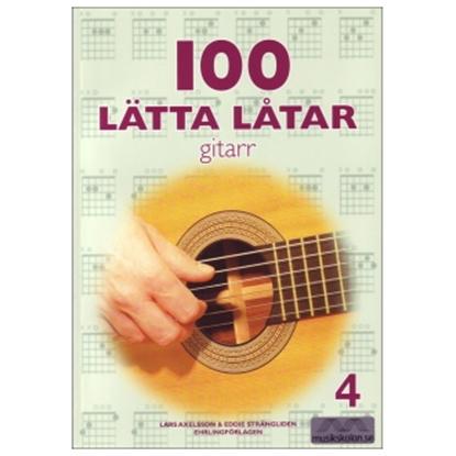 Bild på 100 Lätta Låtar Gitarr 4